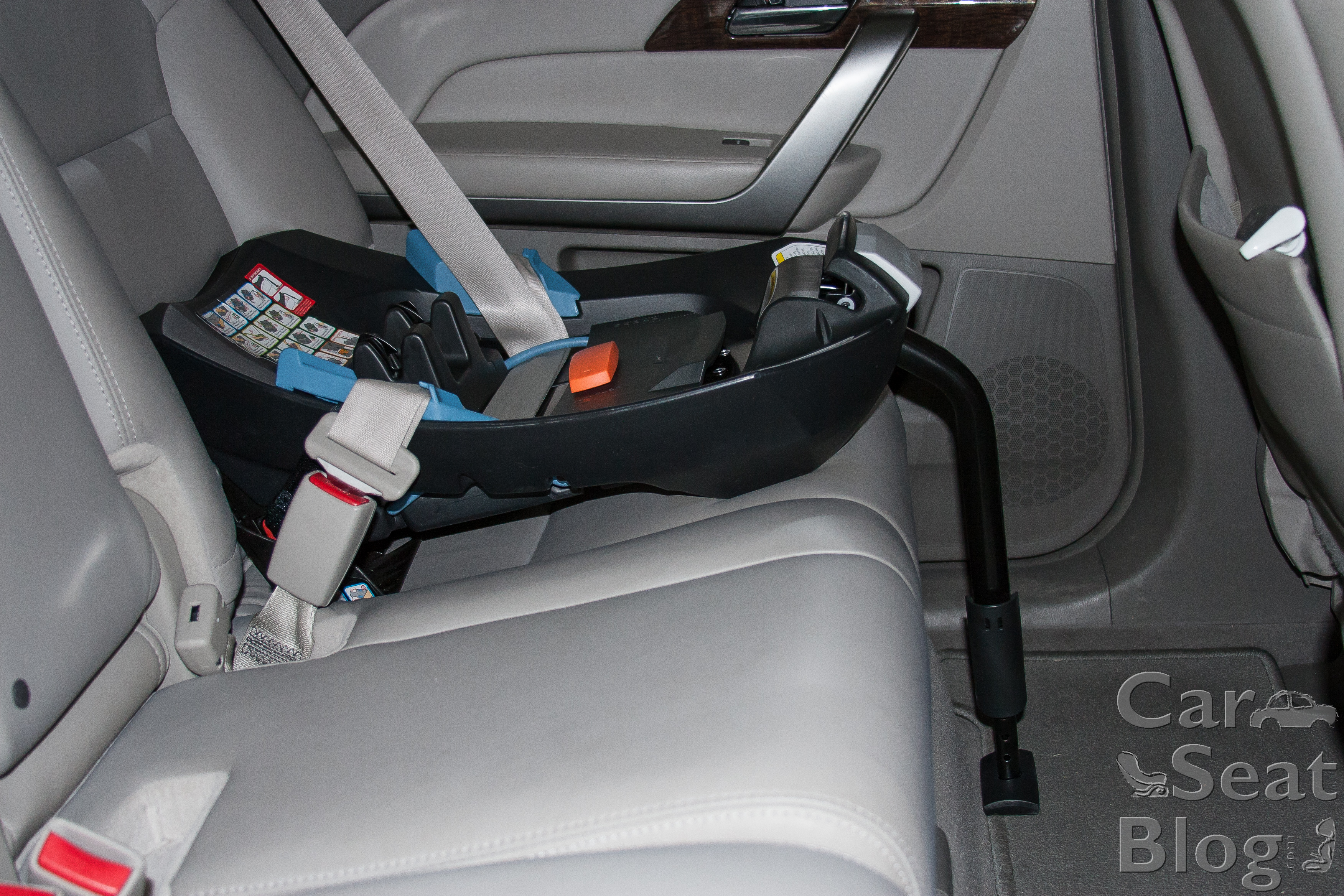 How To Install Toddler Car Seat Without Base