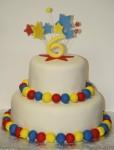 Cake 6 years