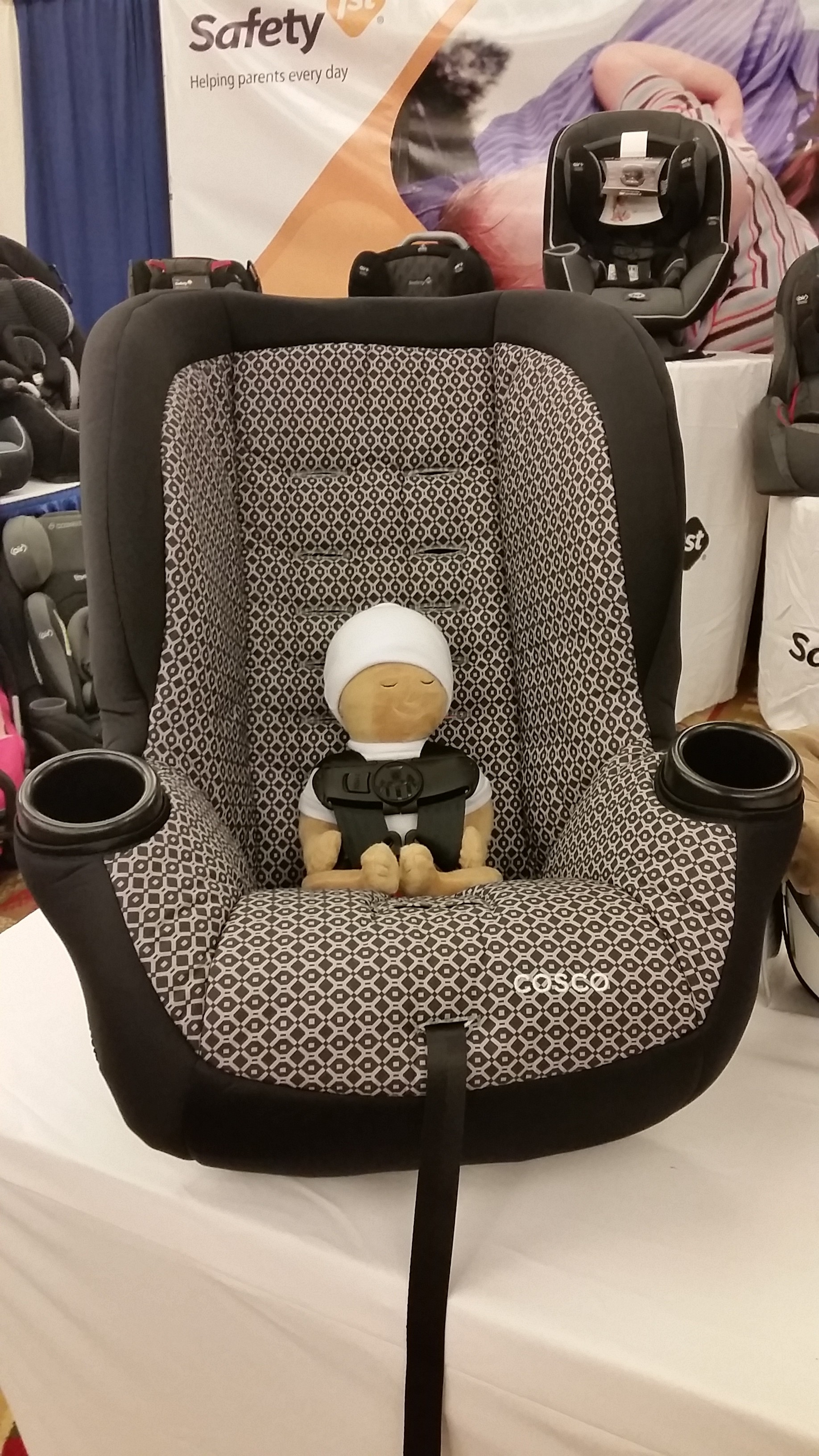 Cosco Apt  Convertible Car Seat Reviews