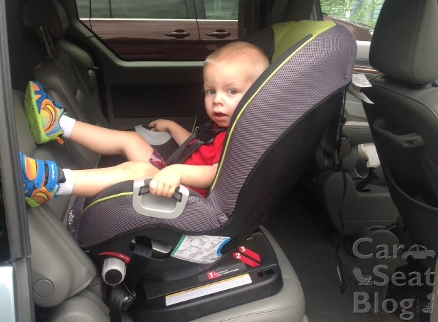 How To Install Toddler Car Seat Rear Facing