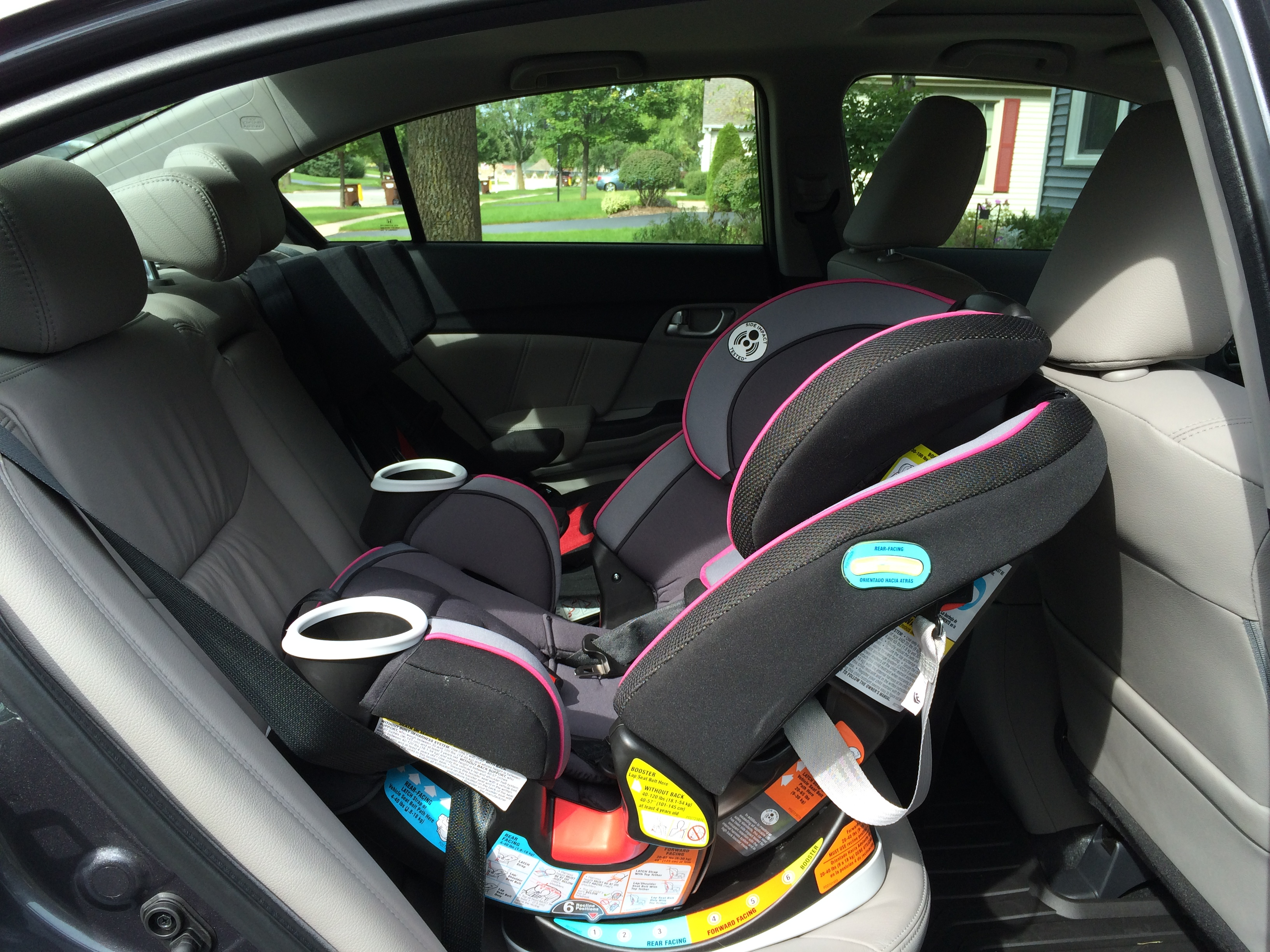 Front Facing Car Seat Sale