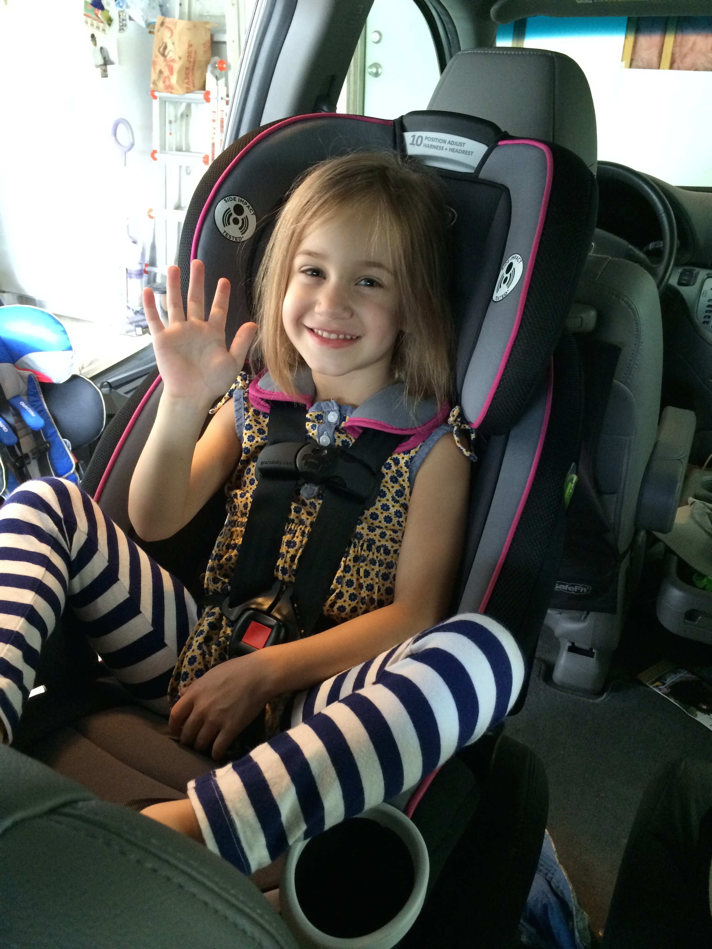 Comfortable Car Seat For  Year Old