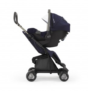 Nuna Travel System - Navy