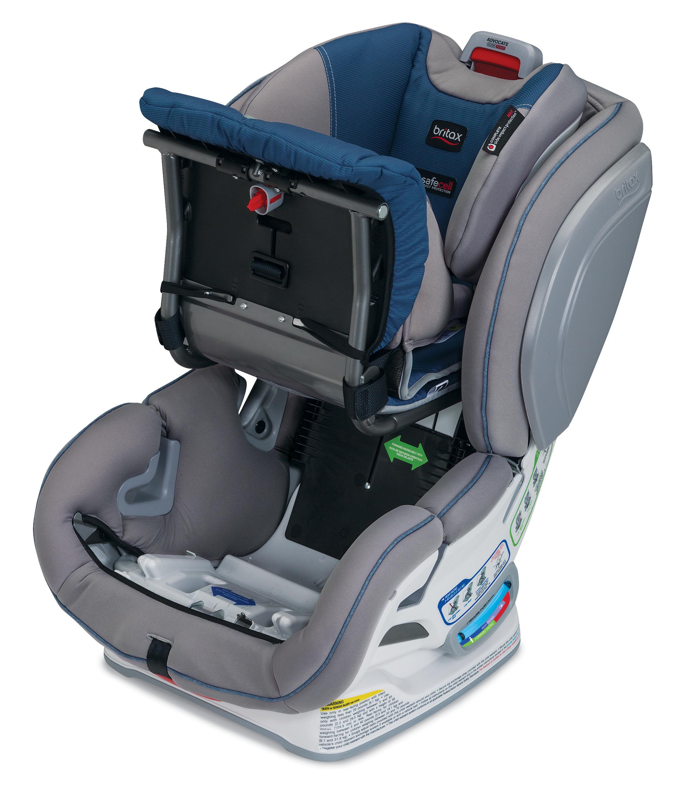 Britax Advocate Car Seat Reviews
