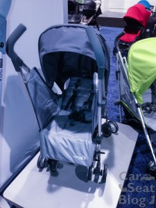Baby Jogger Vue Lite inside