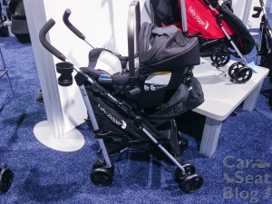 Baby Jogger Vue with Nuna Pipa