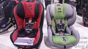 Britax G4 and ClickTight