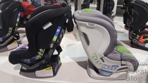 Britax G4 vs ClickTight back to back