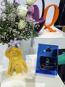 Cloud Q JPMA Award