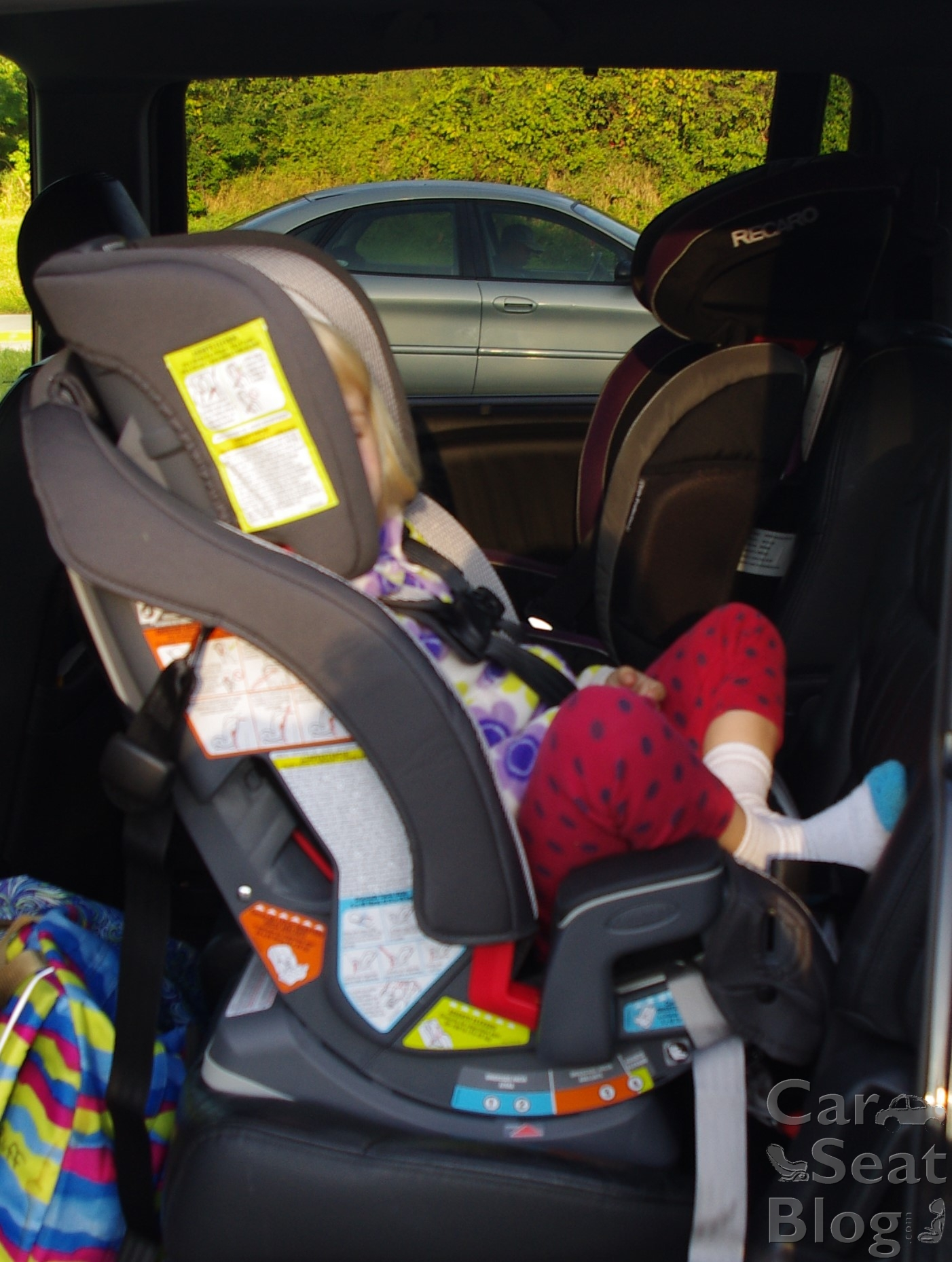 Height Of Child To Be Out Of Booster Seat