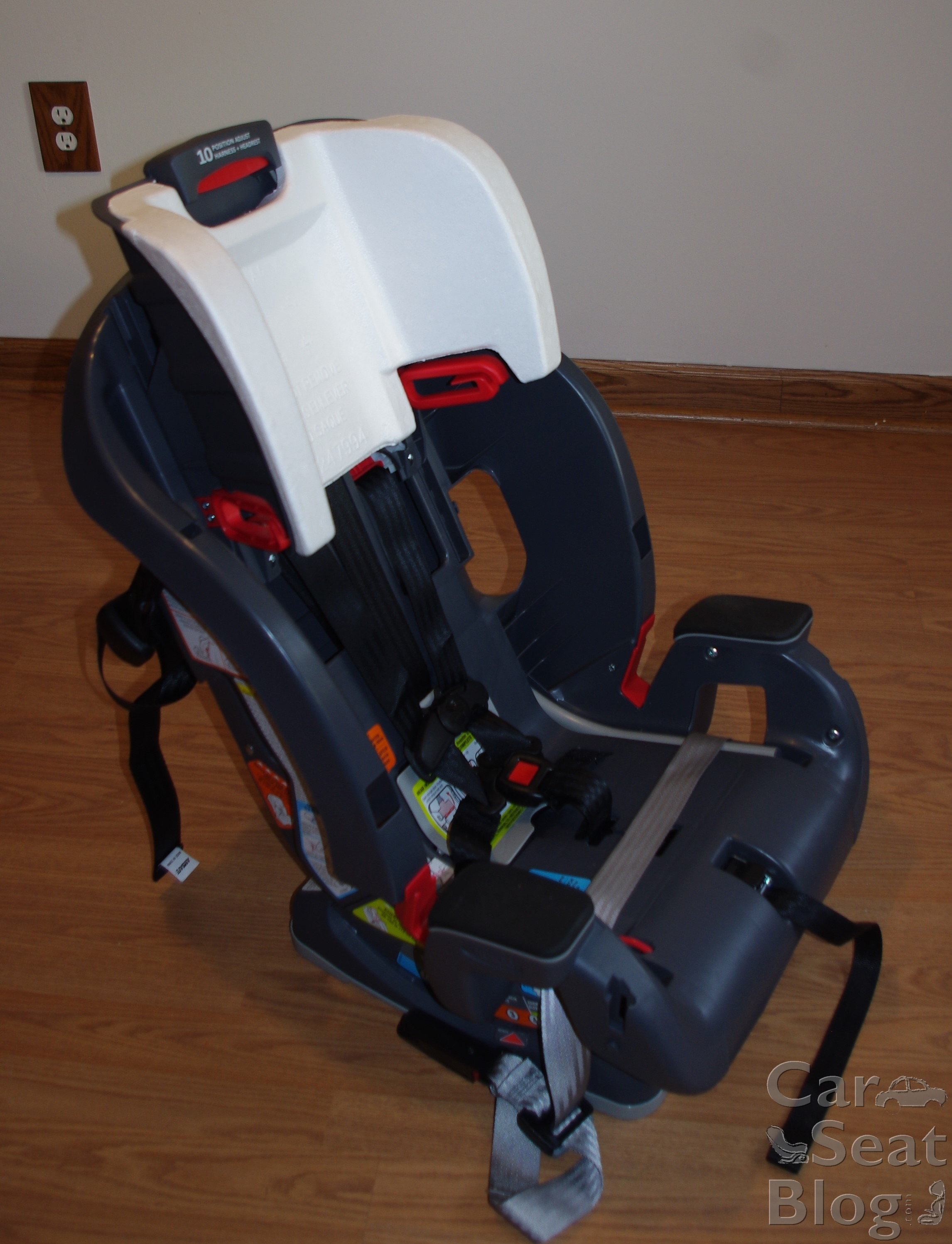 Infant Car Seat Price Graco Milestone All-In-One Carseat Review: Does it Live Up to the Name ...