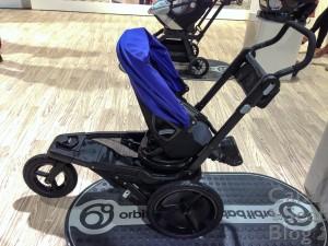 Orbit Baby O2 jogger stroller rf