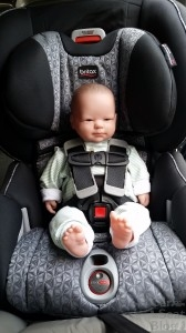 "20"" newborn doll - Boulevard CT"