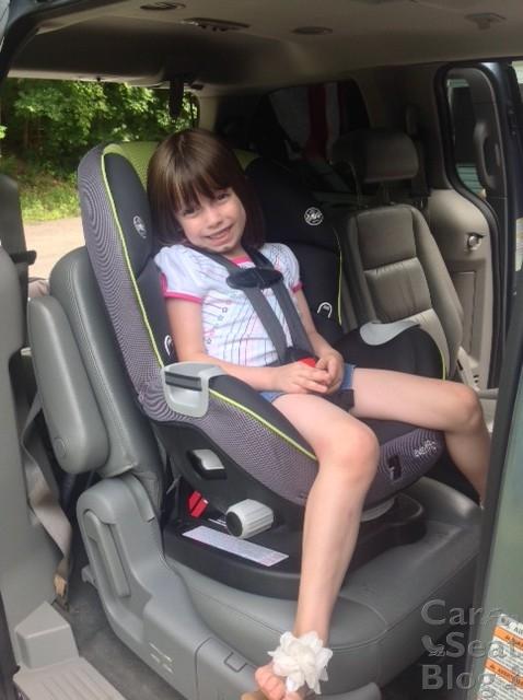 How To Loosen Straps On Evenflo Triumph Car Seat