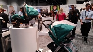 Chicco Bravo Stroller & KeyFit - Empire fashion