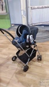New Evenflo Stroller Frame