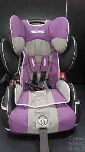 Recaro Performance Sport - Plum