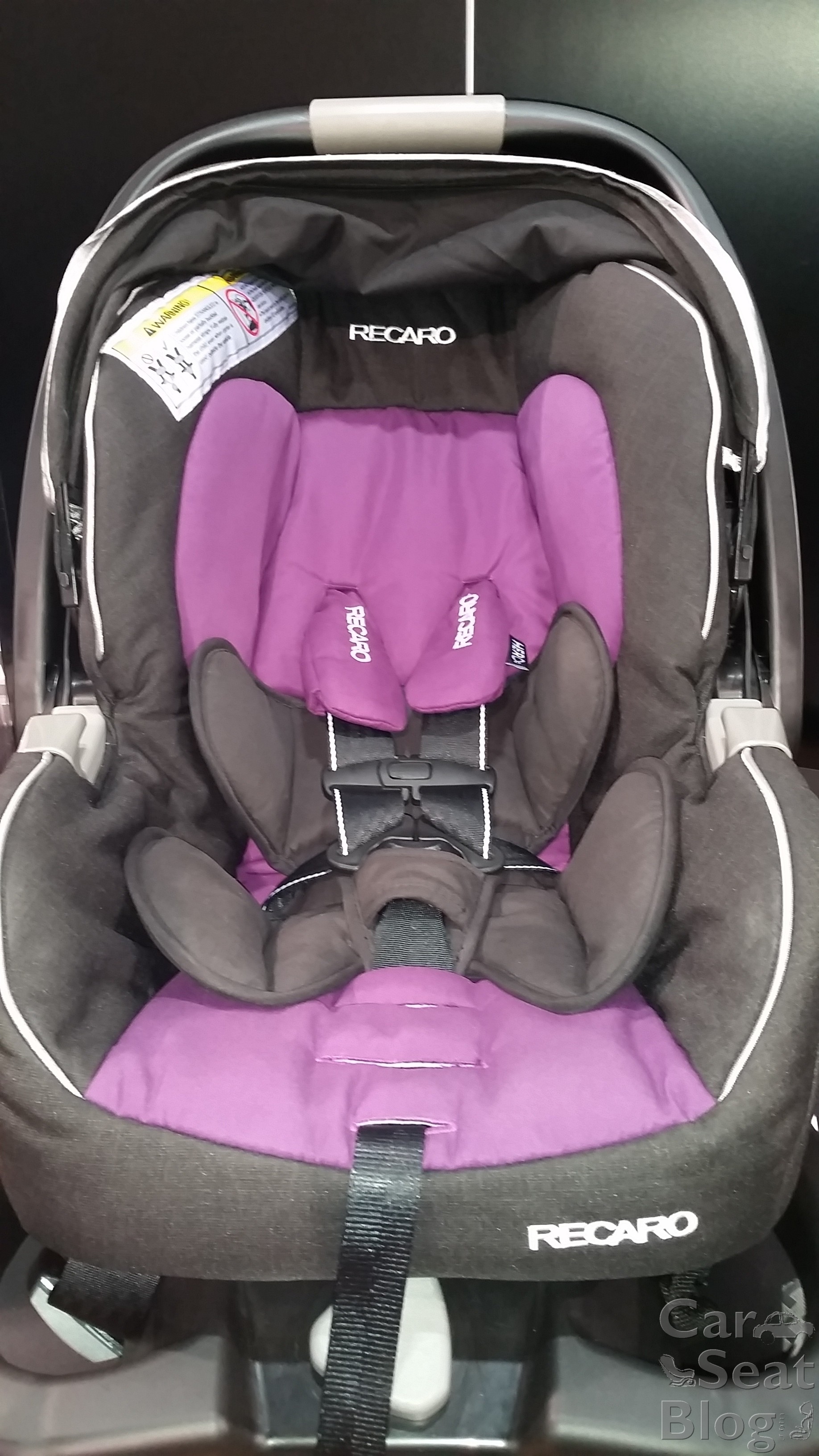 Abc Expo 2014 What S New From Baby Trend Chicco Evenflo Recaro Uppababy Carseatblog