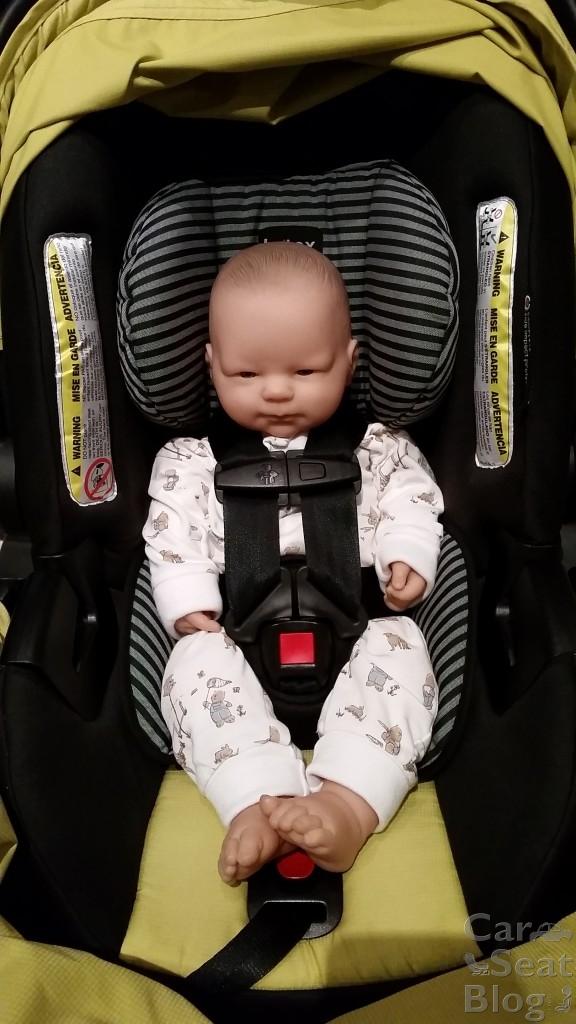 Britax B-Safe 35 Infant Fit