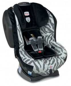 Britax Advocate G4 - zebra