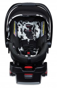 Britax B-Safe 35 Elite - stock cow 2
