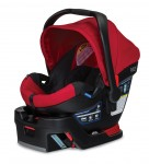 Britax B-Safe 35 - Stock red