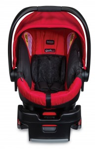 Britax B-Safe 35 - Stock red 2