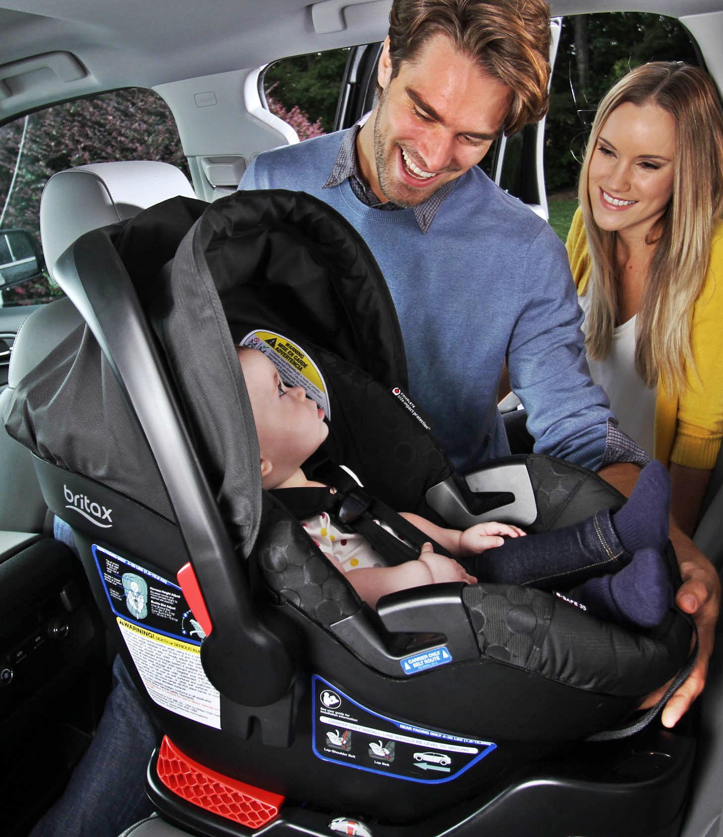 Britax Infant Car Seat Weight Limit Rear Facing
