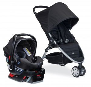 Britax B-Safe Elite TS