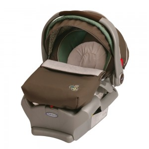 Graco SR35 Classic - with winter boot