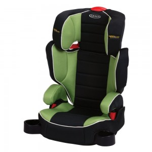 Graco Turbo safety surround - stock green