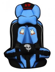 Illegal Chinese Car Seat - death by bunnies