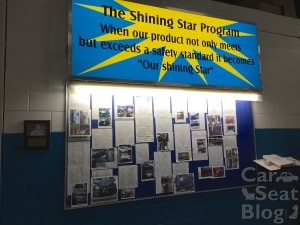 Dorel Shining Star wall