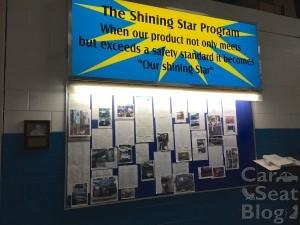 Dorel Shining Star wall