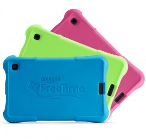 Kindle for kids - cases