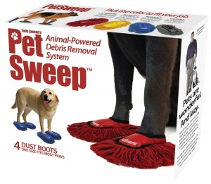 Prank Pet Sweep
