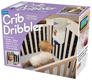 Prank gift box - Crib Dribbler