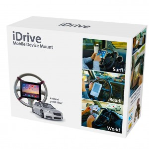 Prank gift box - idrive