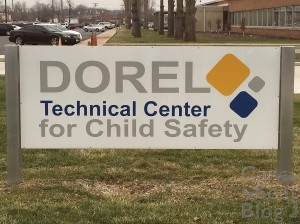 Technical center sign