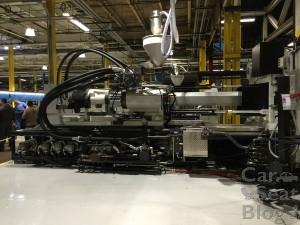 injection mold machine piston