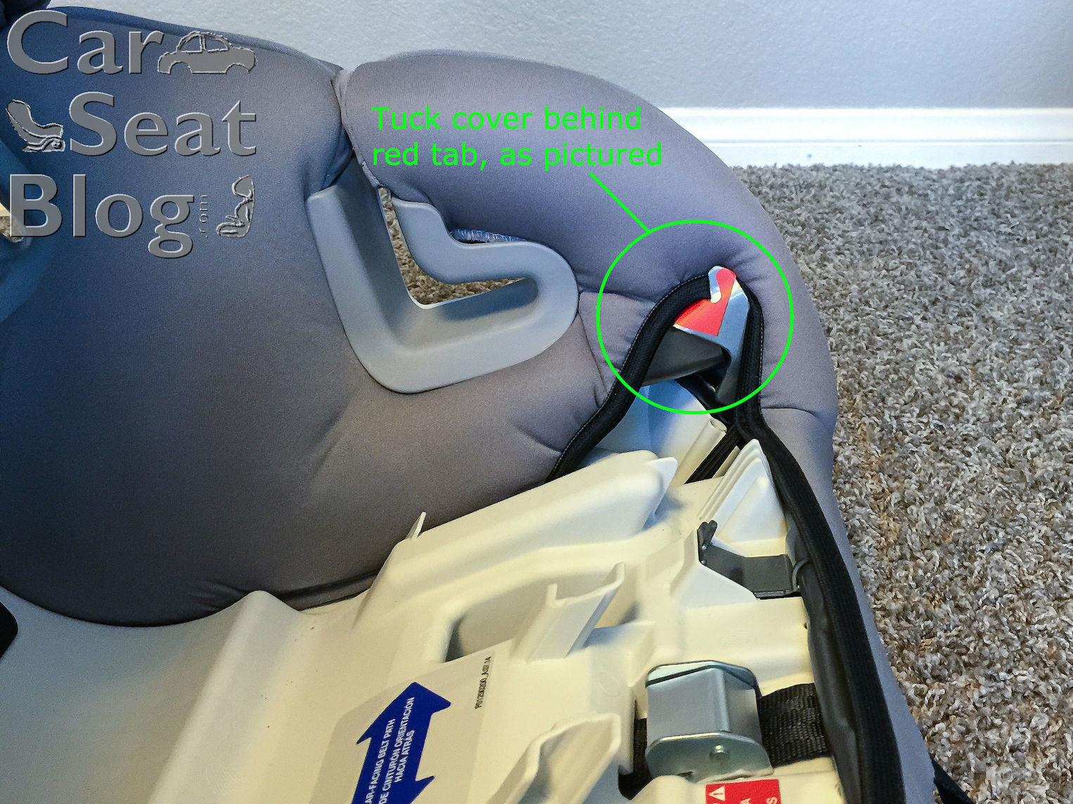 britax car seat cleaning instructions