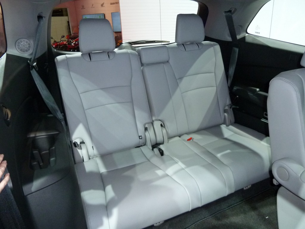 Honda Pilot Captains Chairs >> Carseatblog The Most Trusted Source For Car Seat Reviews
