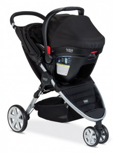 Britax B-Safe 35 - travel system