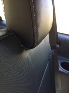 burb 3rd row headrests