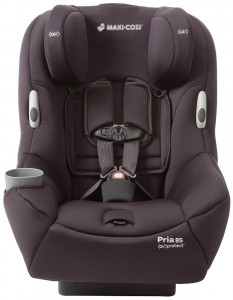 Maxi-Cosi Pria 85 - Devoted Black front