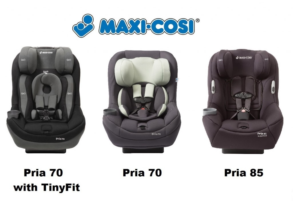 Maxi-Cosi Pria collage