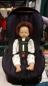 Hauck ProSafe 35 infant carseat
