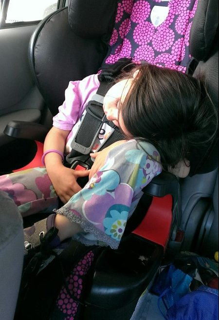 Head Slump When It S A Problem And How Not To Fix It Carseatblog