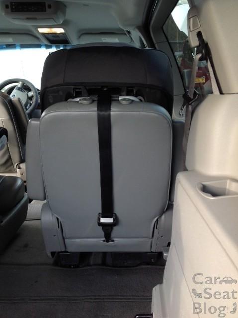 Mythbusting LATCH Vs Seatbelt Installation