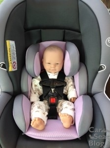 Evenflo Momentum - newborn doll